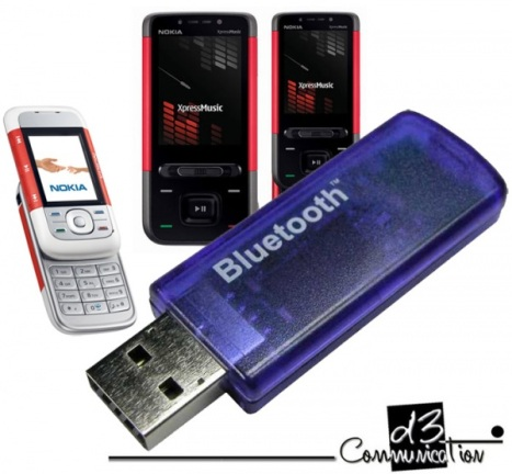 solution bluetooth mobilephone