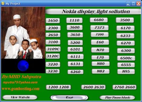 Nokia_display_light dct4 bb5