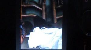 foto penampakan hantu cekik Bogor Cipayung tahun 2011