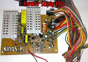 power suply CPU